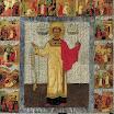 Архидиакон Стефан с житием в двадцати клеймах. 1658. Сольвычегодский музей.jpg